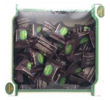 Конфеты Перфетто  Мультизлаковые Dark Amanti c темной глазурью, 500г.