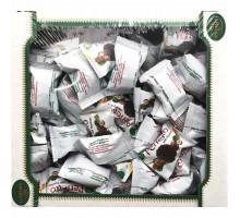 "Цукерки ""Перфетто"" кокос в чорному шоколаді з фундуком Amanti, 500г."