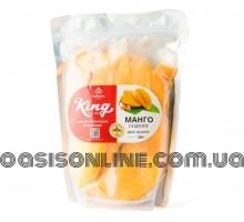 Манго сушене Кінг, 0.5кг.